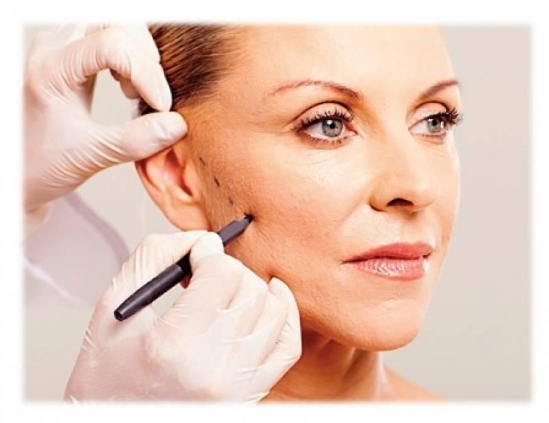 Cirurgia Plástica no Rosto Tatuapé - Cirurgia Plástica para Barriga