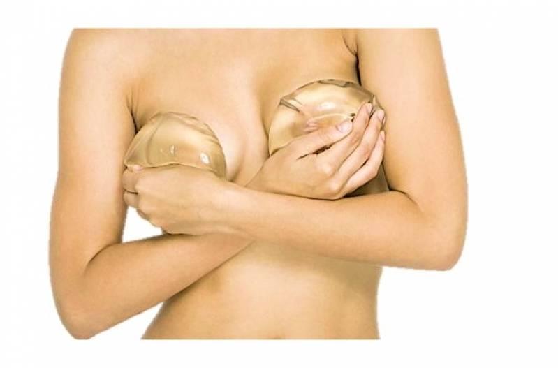 Cirurgia Prótese Silicone Preço São Bernardo do Campo - Prótese de Silicone e Mamoplastia